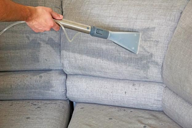 CJ Frank Carpet Cleaning - Cleans and Deodorize your Furniture Fabric